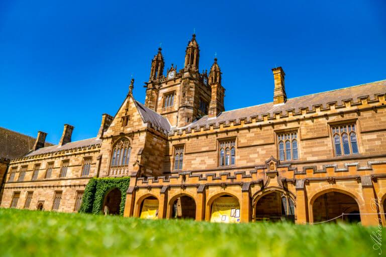 オーストラリア,大学