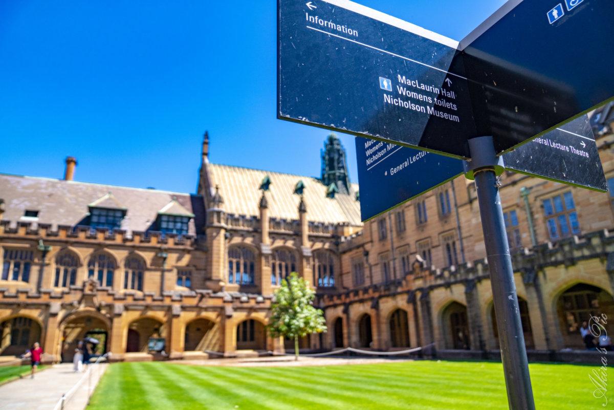 オーストラリア,大学,G8